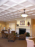 Adams Funeral Home Interior Millwork